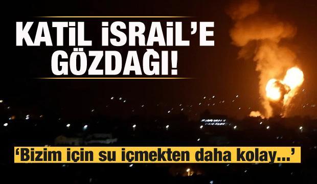 İsrail'e gözdağı verdiler: Bizim için su içmekten daha kolay