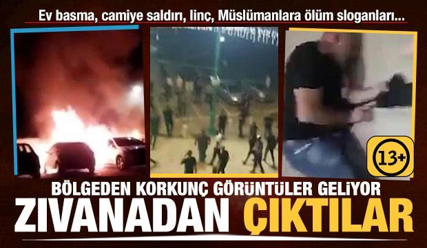 Terör devleti zıvanadan çıktı! Bölgeden korkunç haberler geliyor