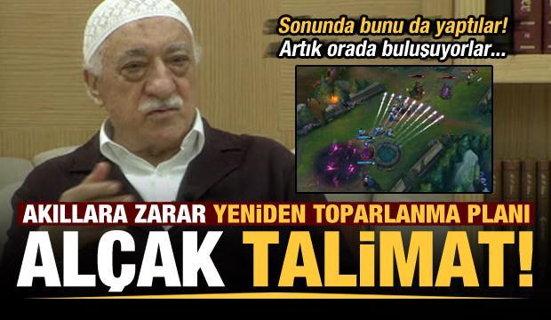 FETÖ elebaşı Gülen'den alçak talimat! Akıllara zarar yeniden toparlanma planı...