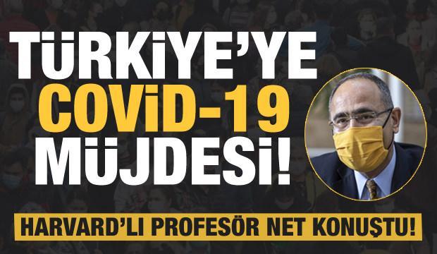 Müjde geldi!  Salgın bu yaz Türkiye'de bitebilir