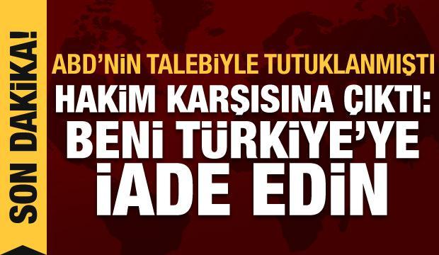Avusturya'dan Sezgin Baran Korkmaz kararı! 'Beni Türkiye'ye iade edin' talebi