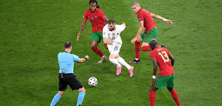 Portekiz ve Fransa el ele gruptan çıktılar!