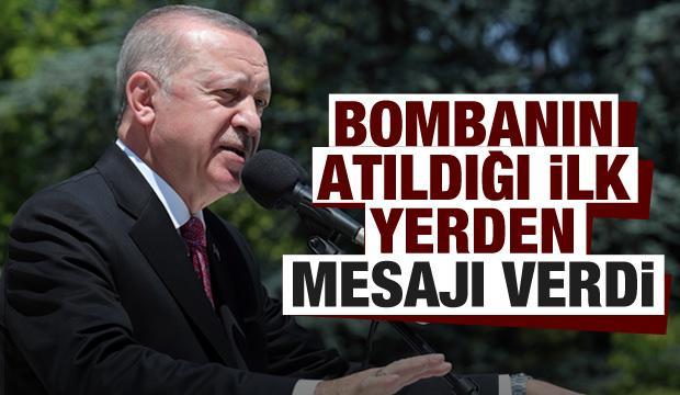 Son dakika: Cumhurbaşkanı Erdoğan'dan Meclis'te son dakika açıklamaları