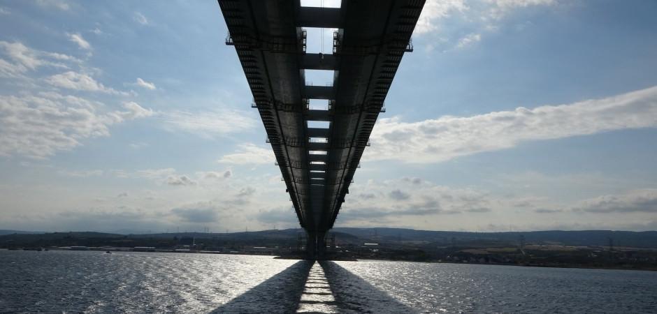1915 Çanakkale Köprüsü akaryakıtta büyük tasarruf sağlayacak
