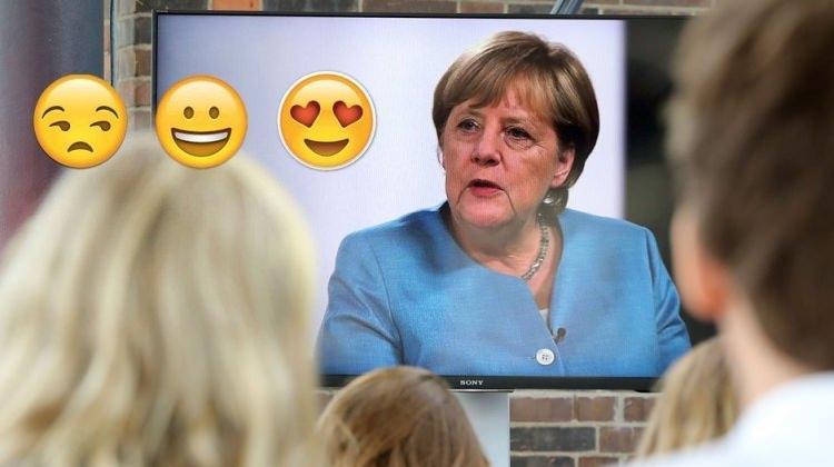 Merkel Emoji
