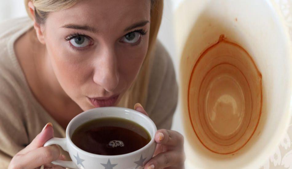 Bardak ve fincandan kahve lekesi nasıl çıkar? - Pratik ...