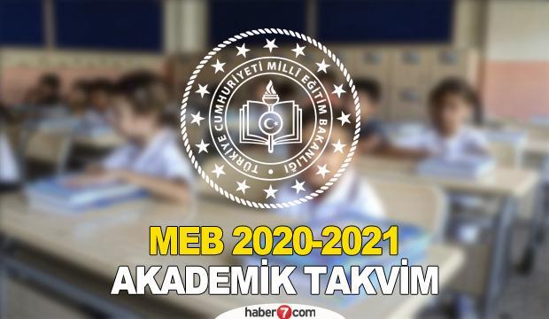 Okullar ne zaman açılacak? | MEB Akademik Takvim - GÜNCEL ...