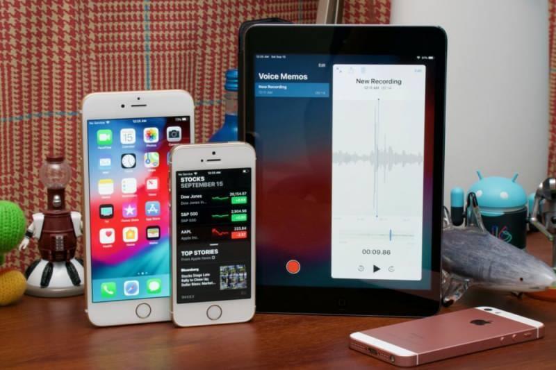 iOS 12.5.3 güncellemesini aşağıdaki model sahipleri ...