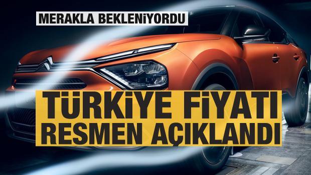 Citroen C4'ün Türkiye fiyatı resmen açıklandı! İndirimle geliyor